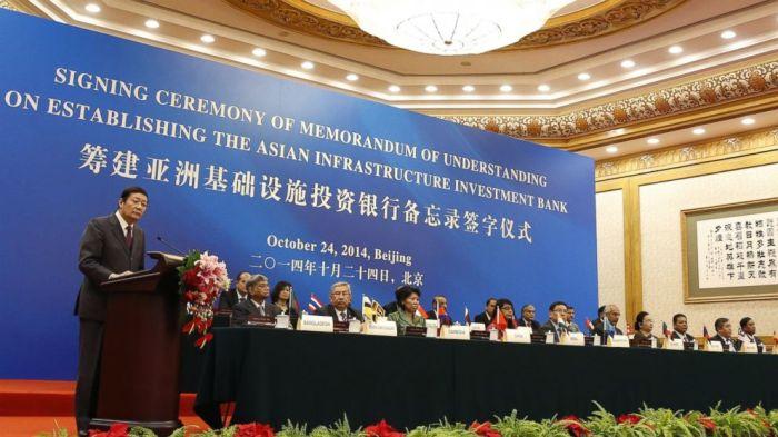 Asian Infrastructure Investment Bank: Australia to sign Memorandum of Understanding to join China development fund - Yahoo7