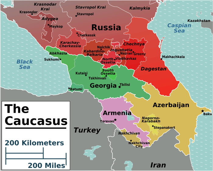 Putin accuses US of direct contacts with North Caucasus militants