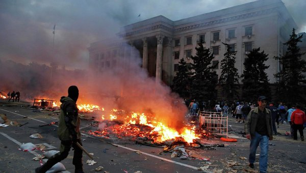 The May 2nd Odessa Massacre: Why Obama's Coup-Regime Still Runs Ukraine | Global Research - Centre for Research on Globalization